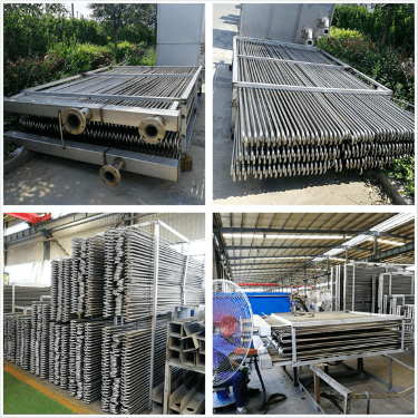 water cooling tower material